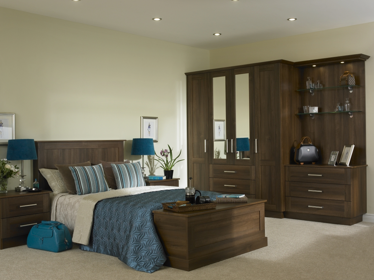 croft home interiors - fitted bedroom furniture designed and